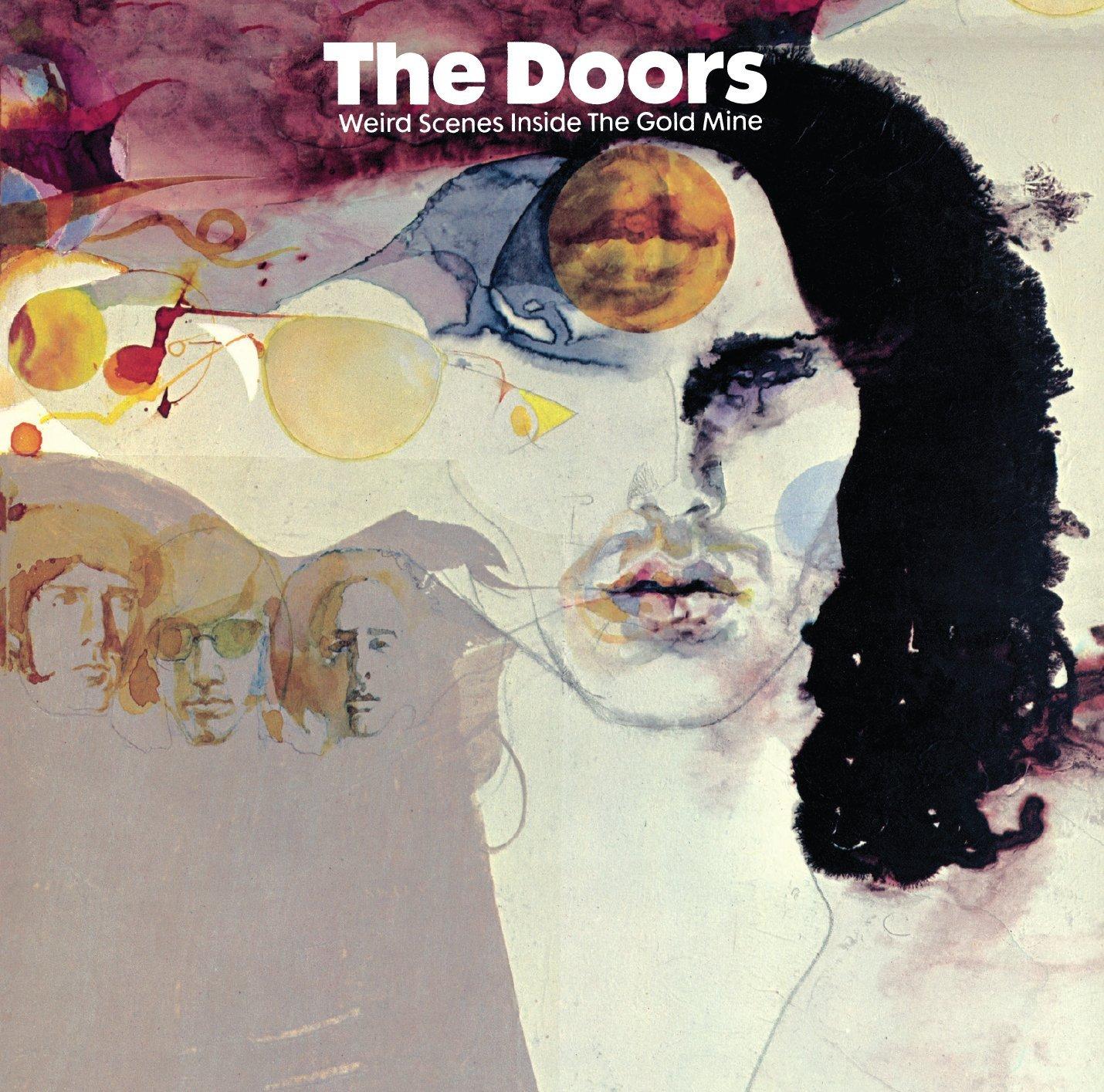 THE-DOORS-Weird-Scenes-Inside-The-Goldmine-LP-Vinyl-2014-BRAND-NEW